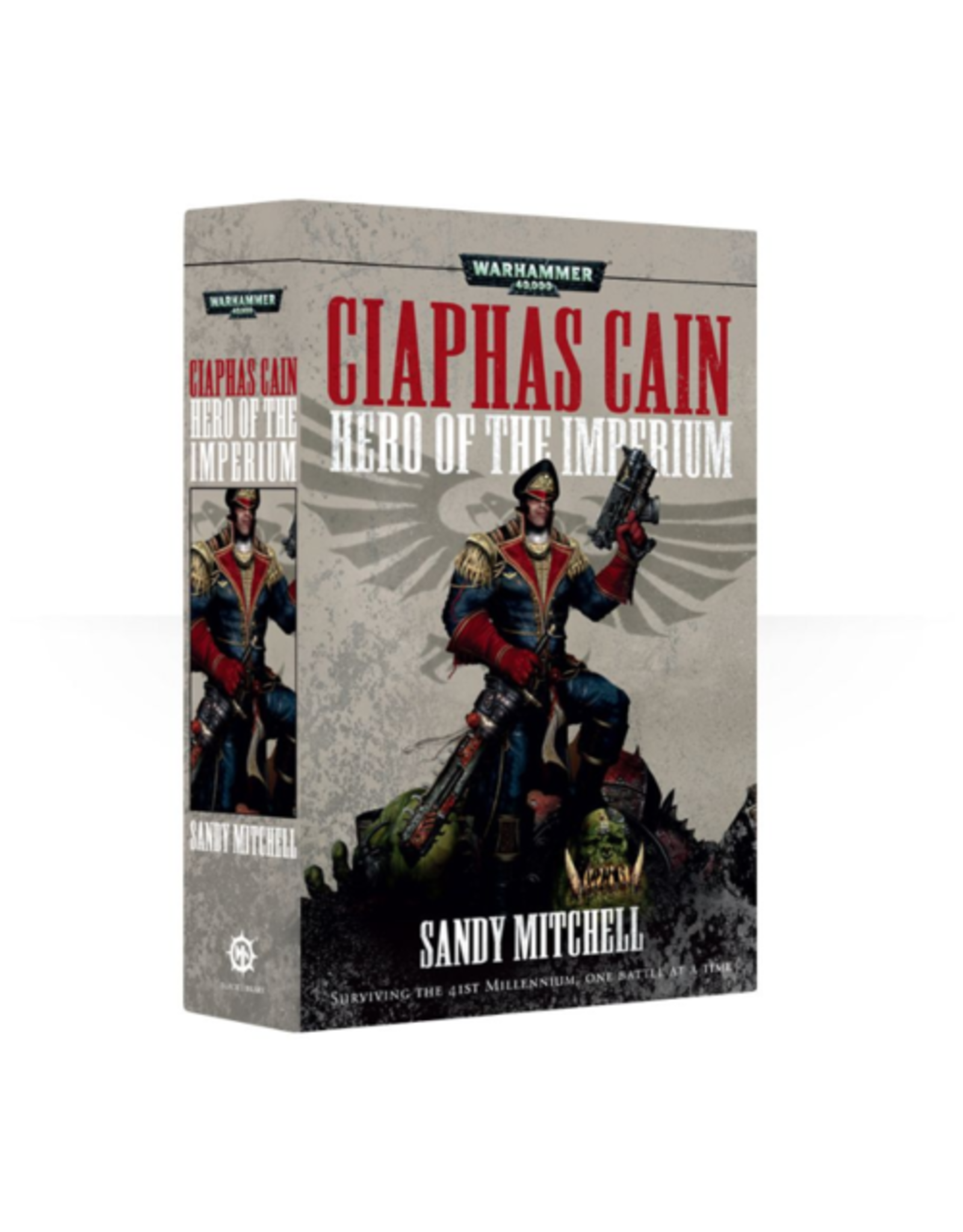 Games Workshop Ciaphas Cain: Hero of the Imperium