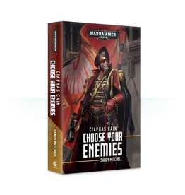Games Workshop Ciaphas Cain: Choose Your Enemies