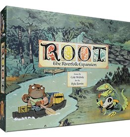 Leder Games Root: Faction Expansions