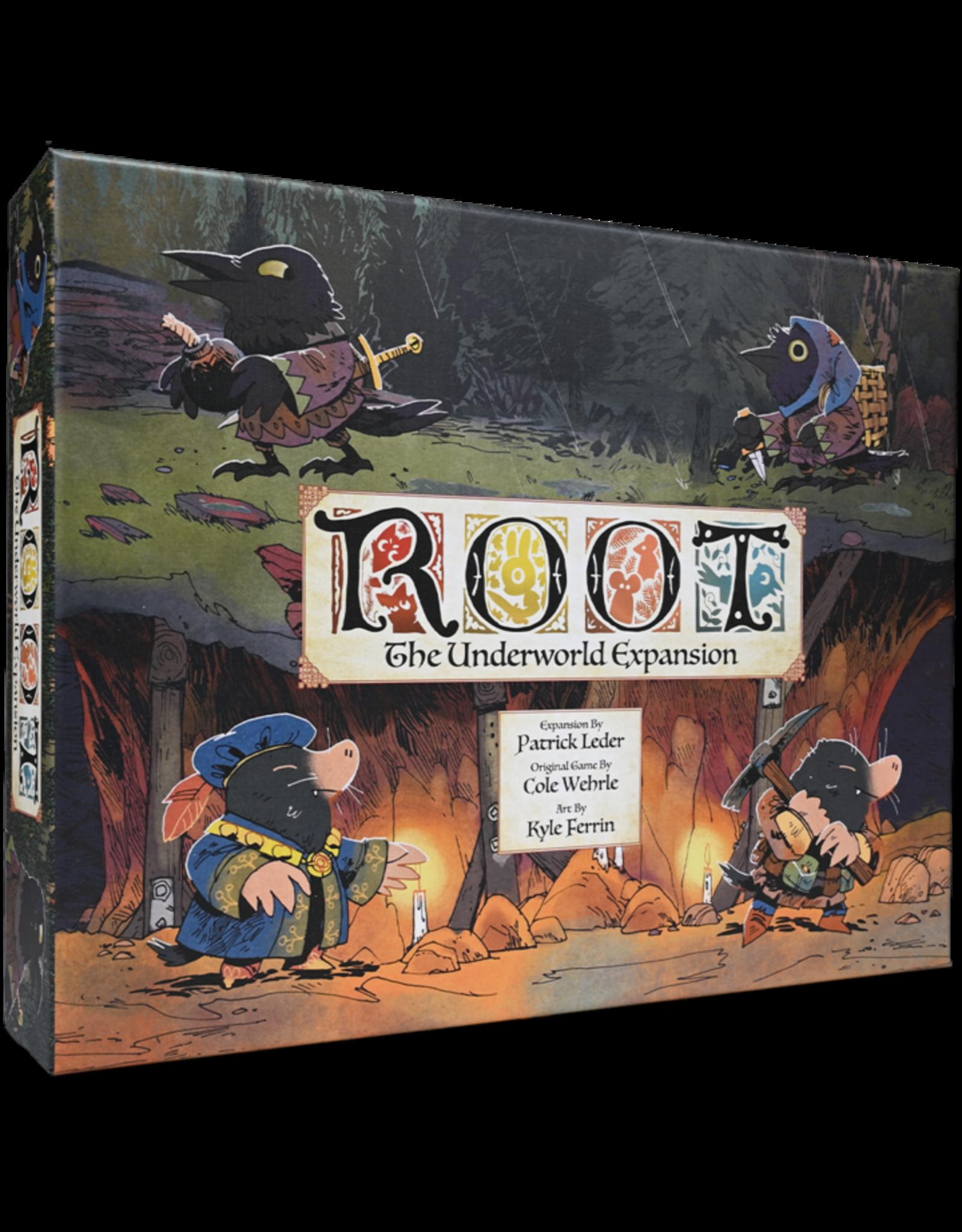 Leder Games Root: Faction Expansions