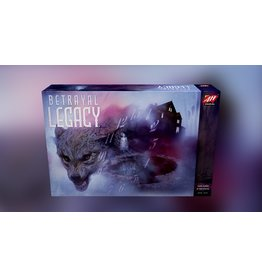 Avalon Hill Betrayal Legacy