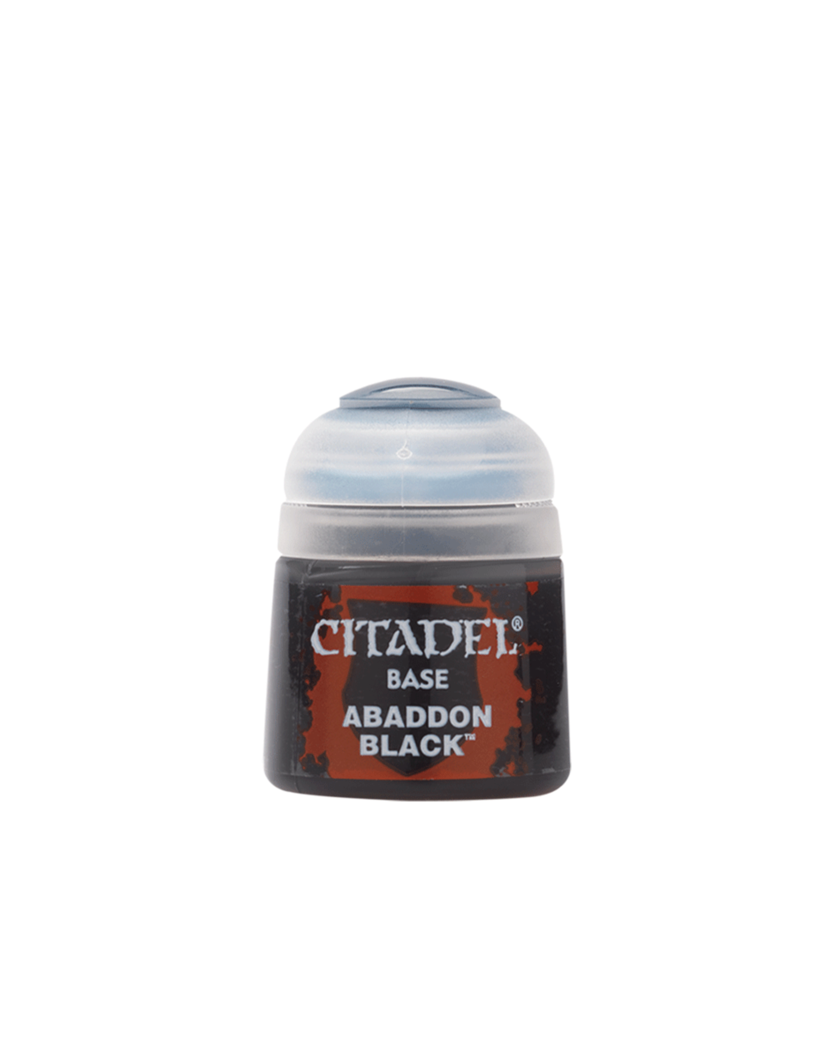 Citadel Citadel Paints Base Paint Abaddon Black