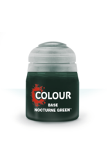 Citadel Citadel Paints Base Paint Nocturne Green