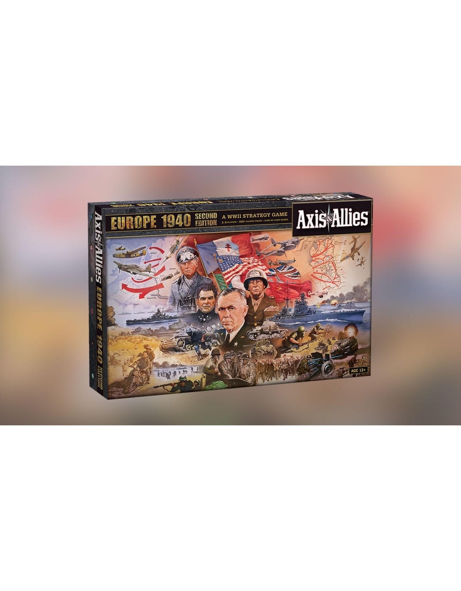 Avalon Hill Axis & Allies