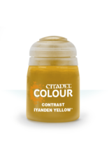 Citadel Citadel Paints Contrast Paint Iyanden Yellow