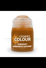Citadel Citadel Paints Contrast Paint Snakebite Leather