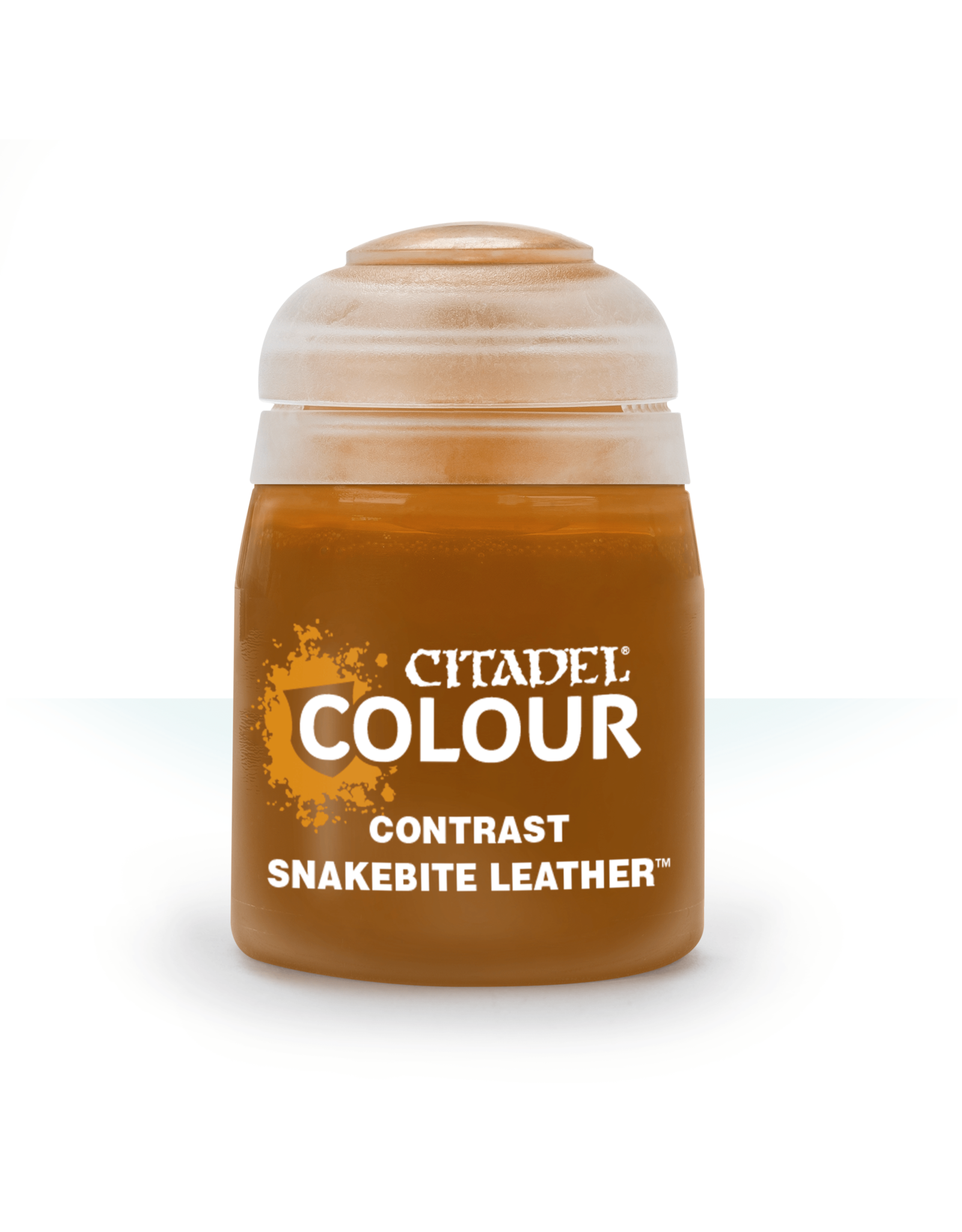 Citadel Citadel Paints Contrast Paint Snakebite Leather