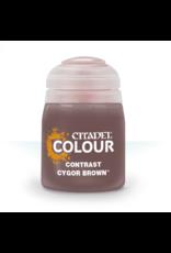 Citadel Citadel Paints Contrast Paint Cygor Brown