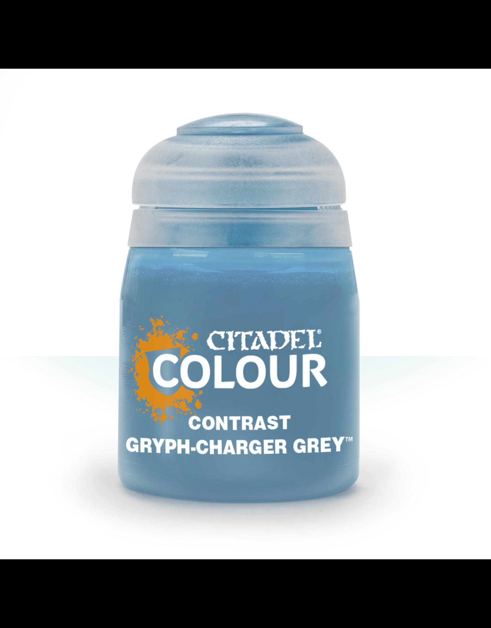 Citadel Citadel Paints Contrast Paint Gryph-Charger Grey