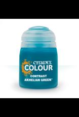 Citadel Citadel Paints Contrast Paint Akhelian Green