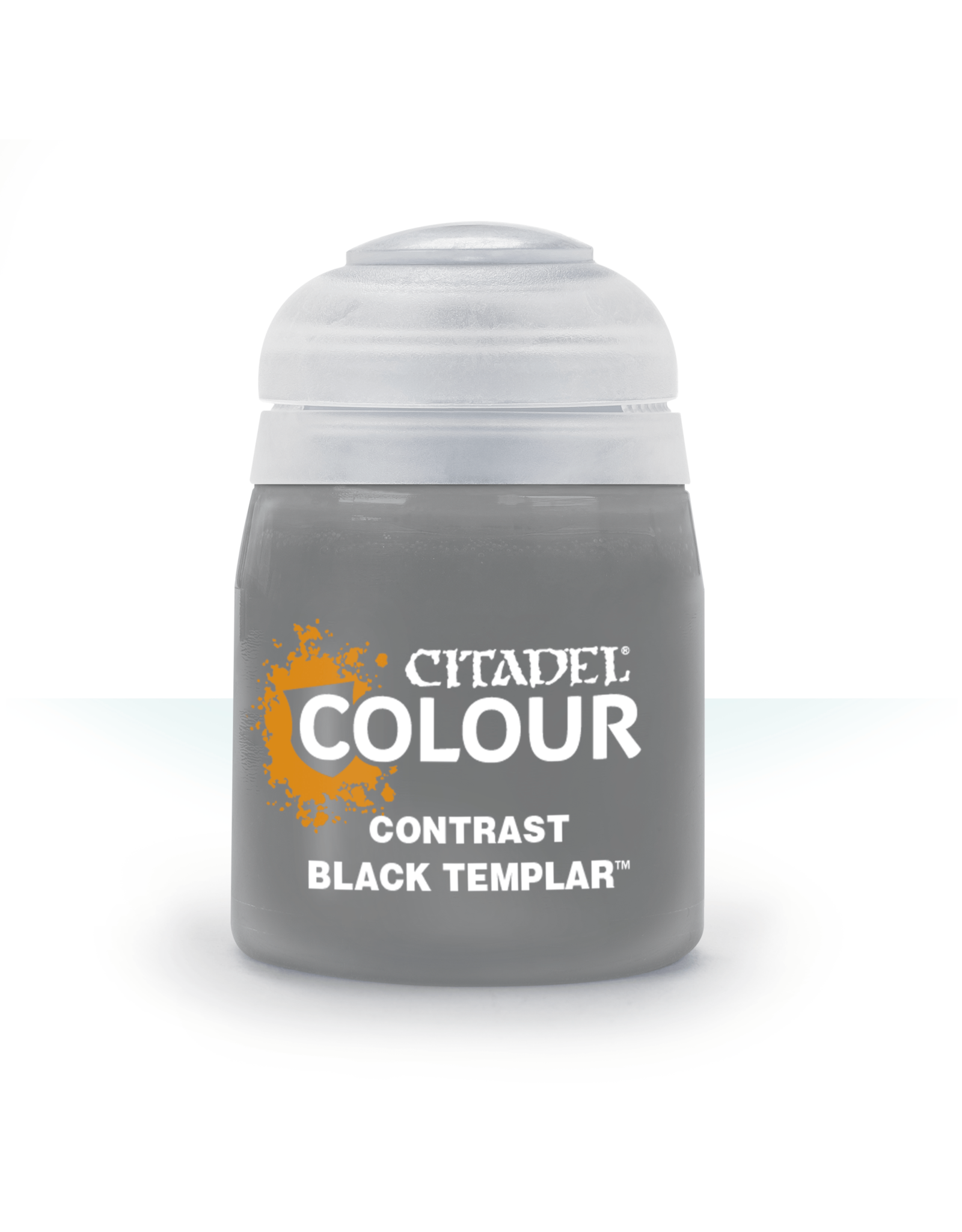 Citadel Citadel Paints Contrast Paint Black Templar