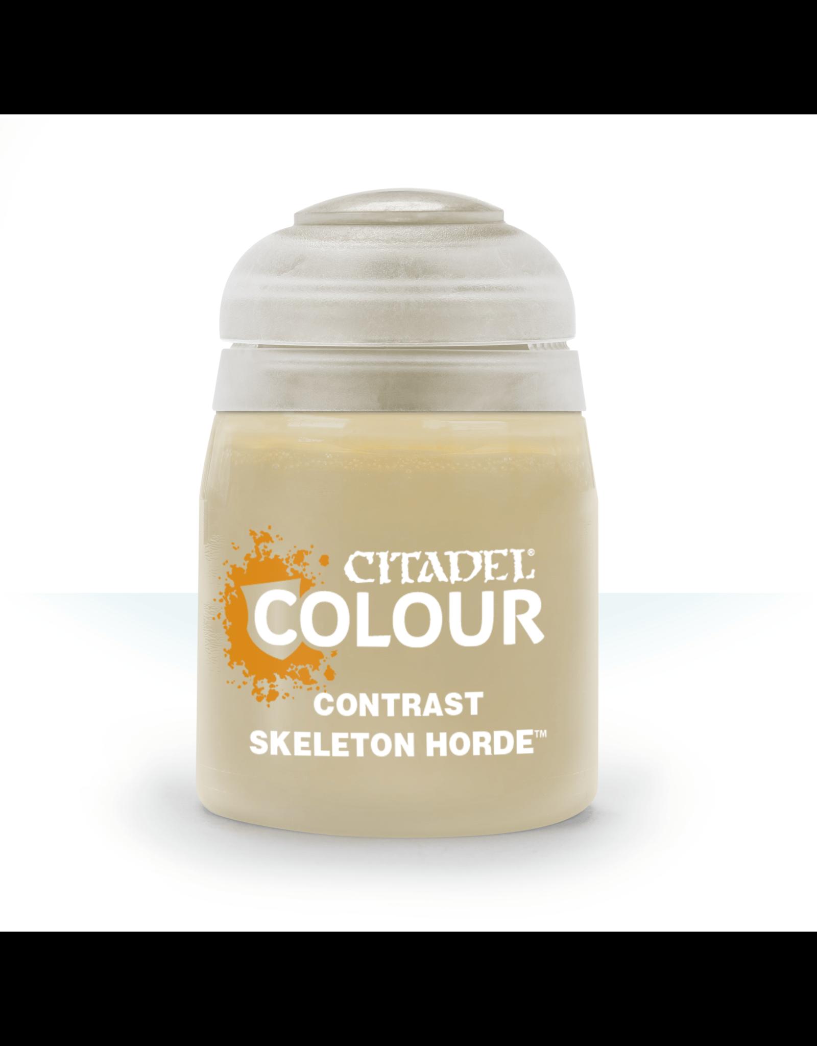 Citadel Citadel Paints Contrast Paint Skeleton Horde