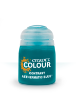 Citadel Citadel Paints Contrast Paint Aethermatic Blue