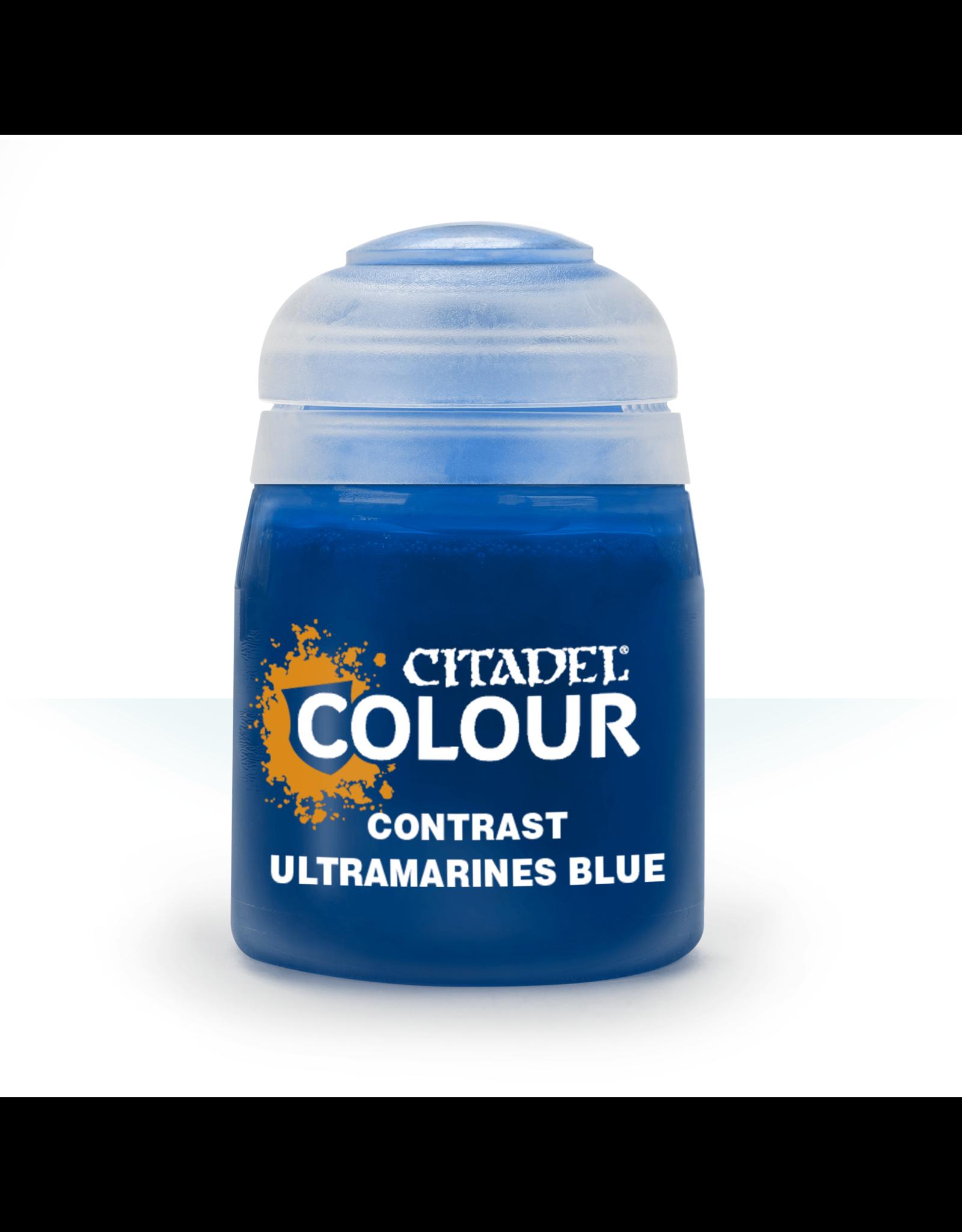 Citadel Citadel Paints Contrast Paint Ultramarines Blue