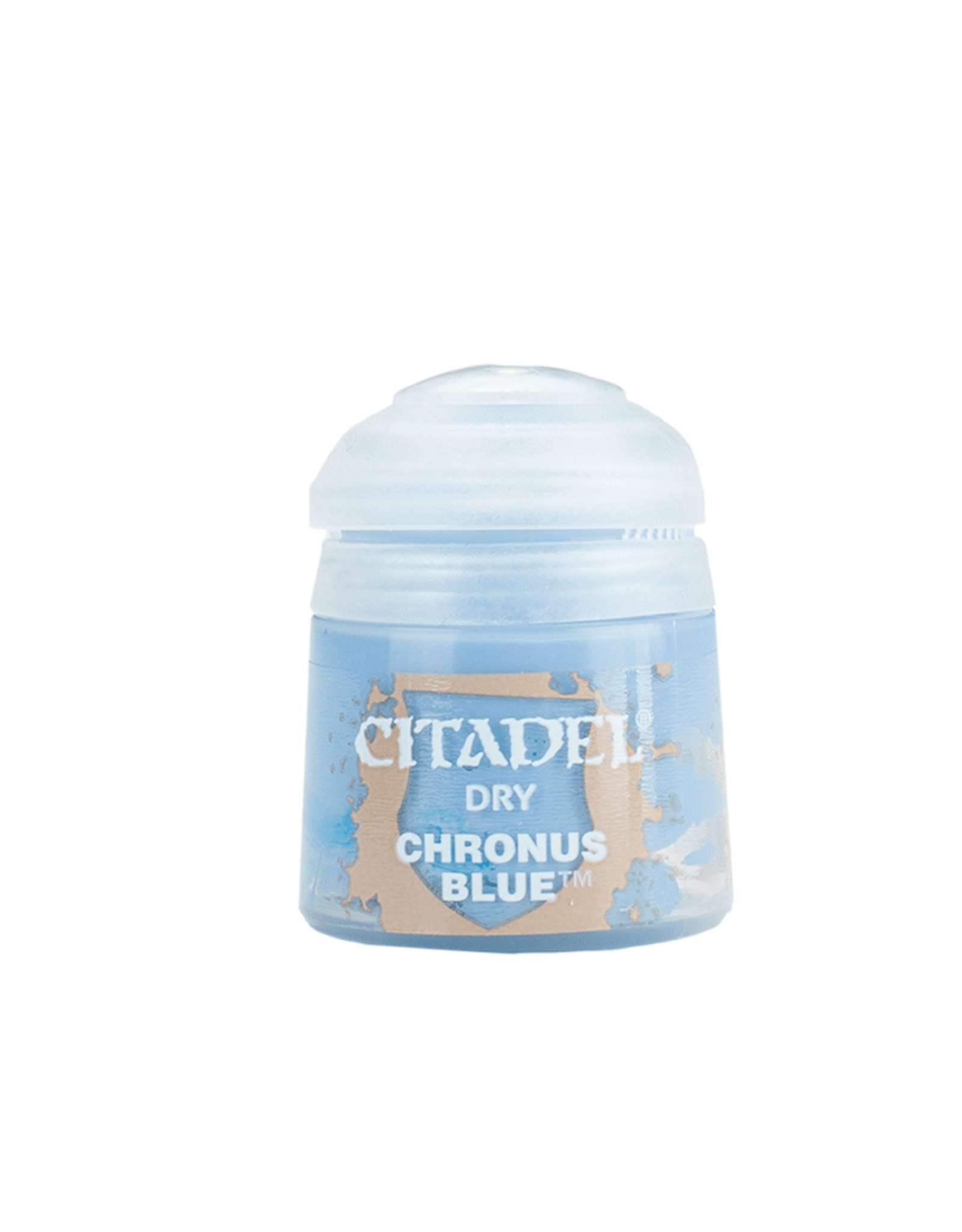 Citadel Citadel Paints Dry Paint Chronus Blue