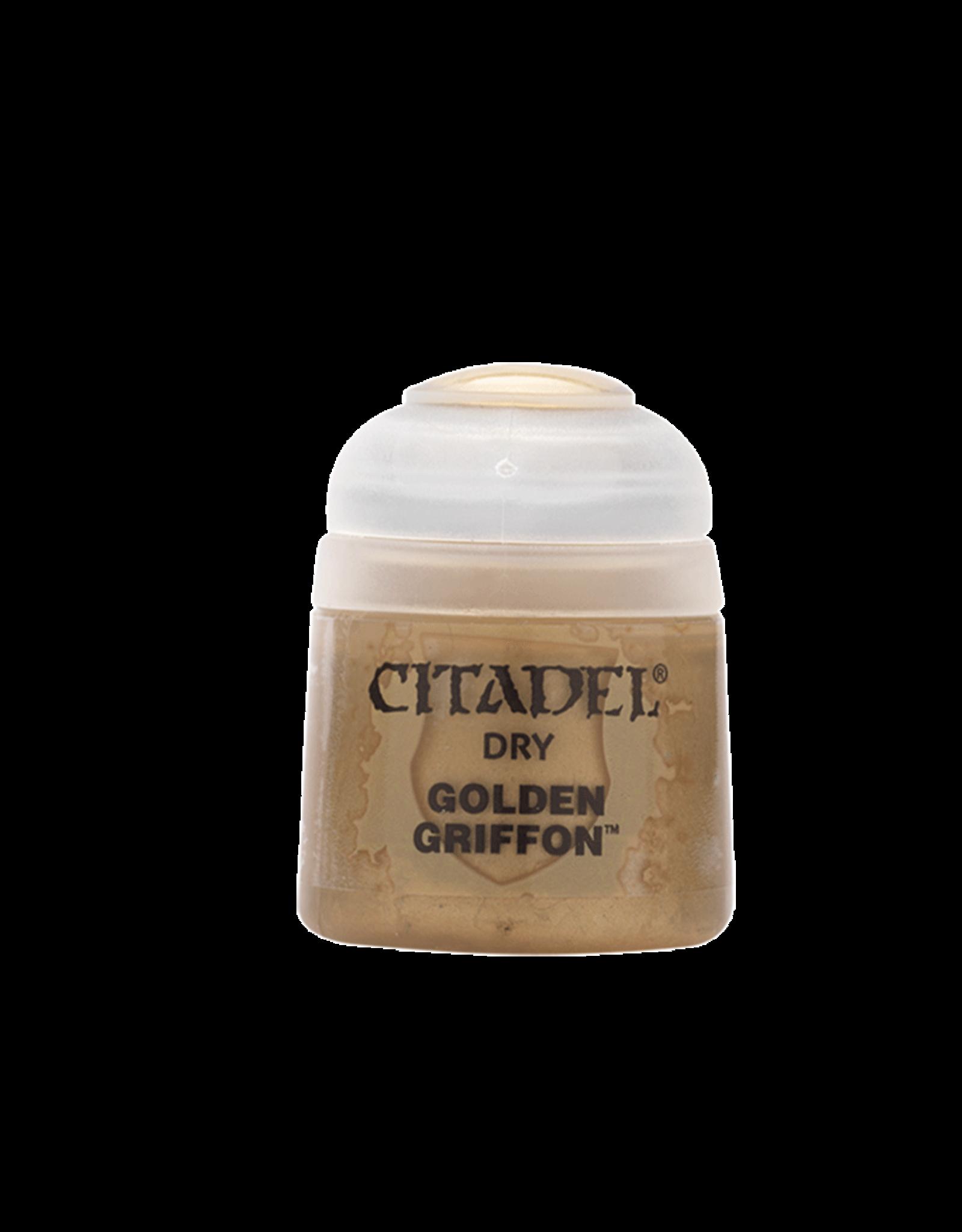 Citadel Citadel Paints Dry Paint Golden Griffon