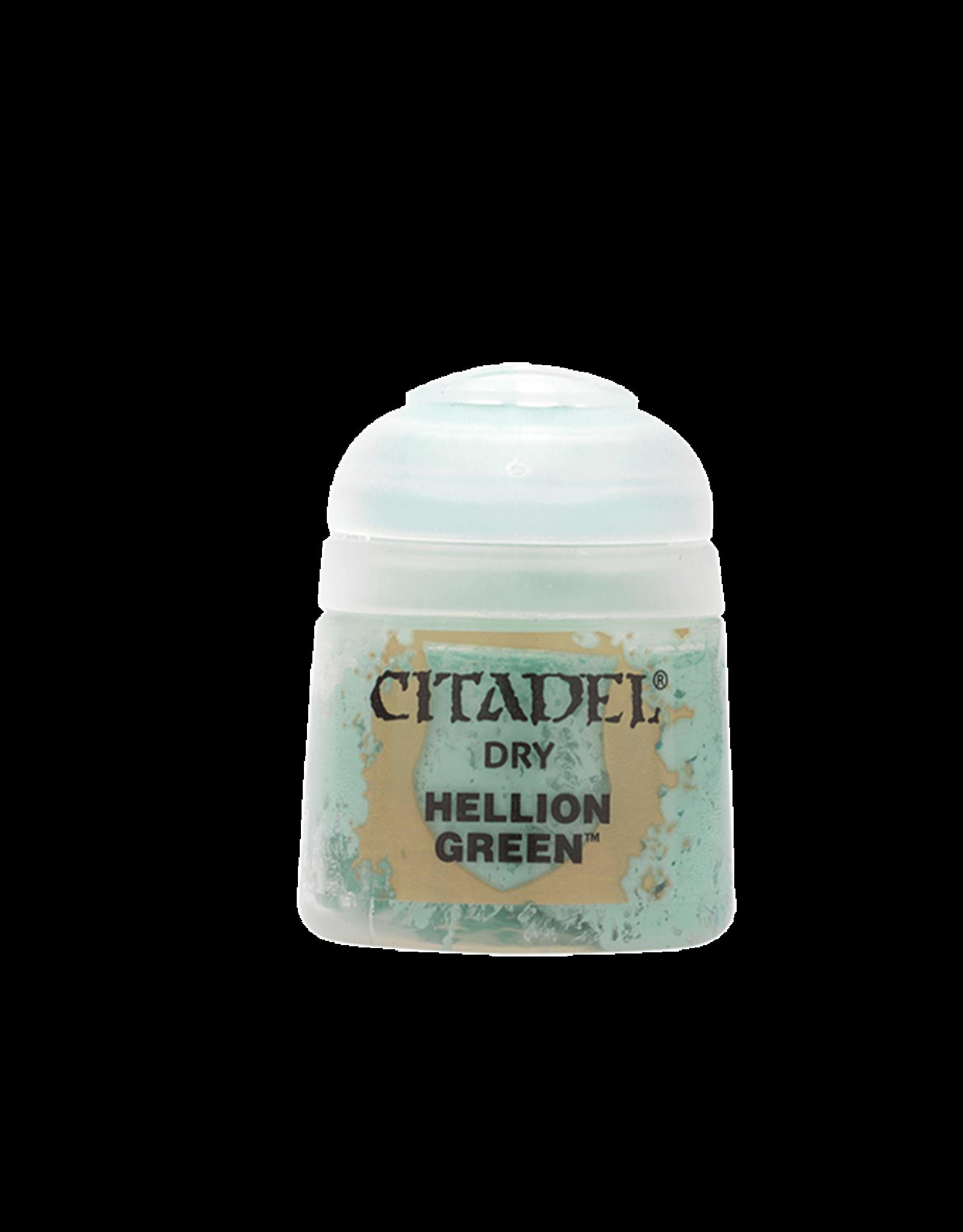 Citadel Citadel Paints Dry Paint Hellion Green
