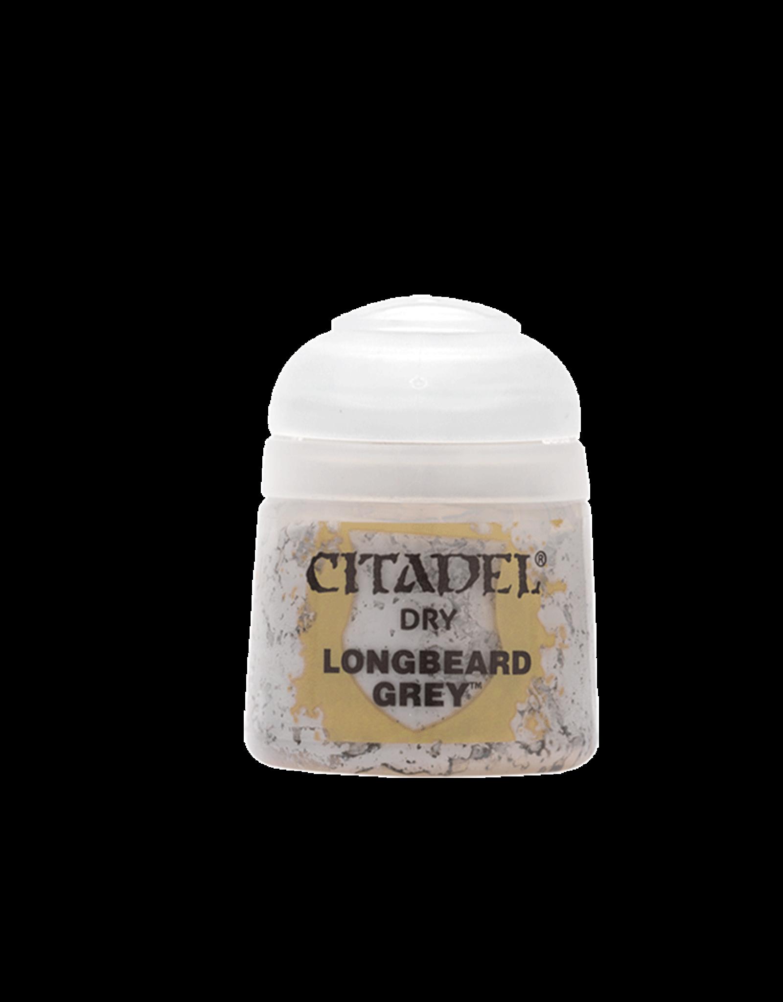 Citadel Citadel Paints Dry Paint Longbeard Grey