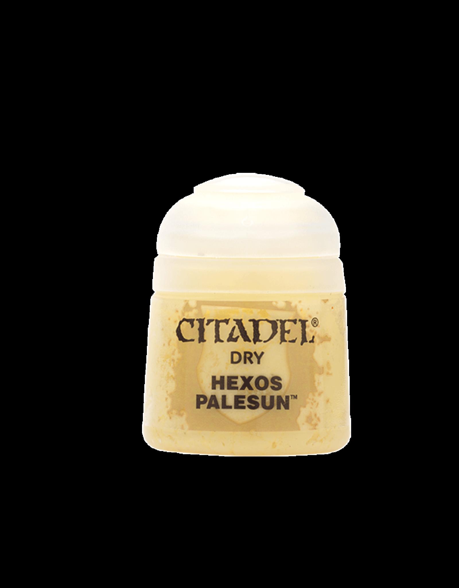 Citadel Citadel Paints Dry Paint Hexos Palesun