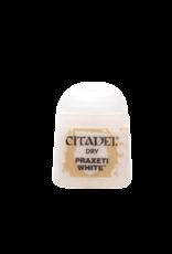 Citadel Citadel Paints Dry Paint Praxeti White