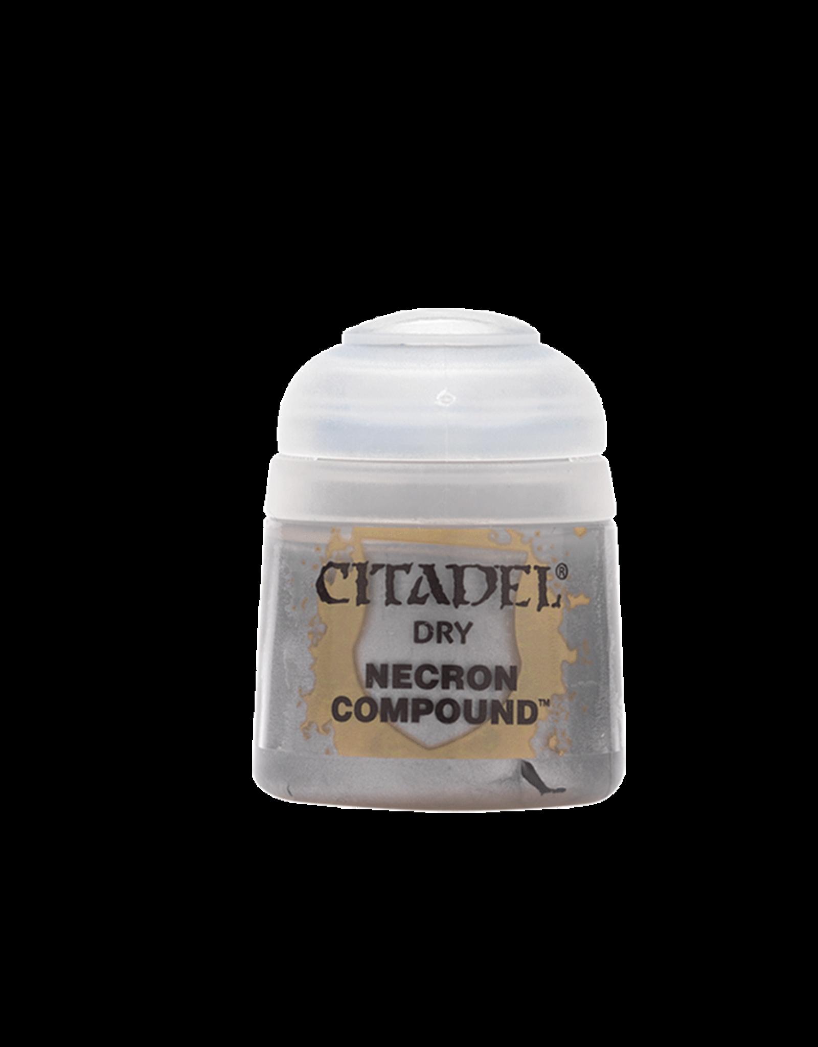 Citadel Citadel Paints Dry Paint Necron Compound