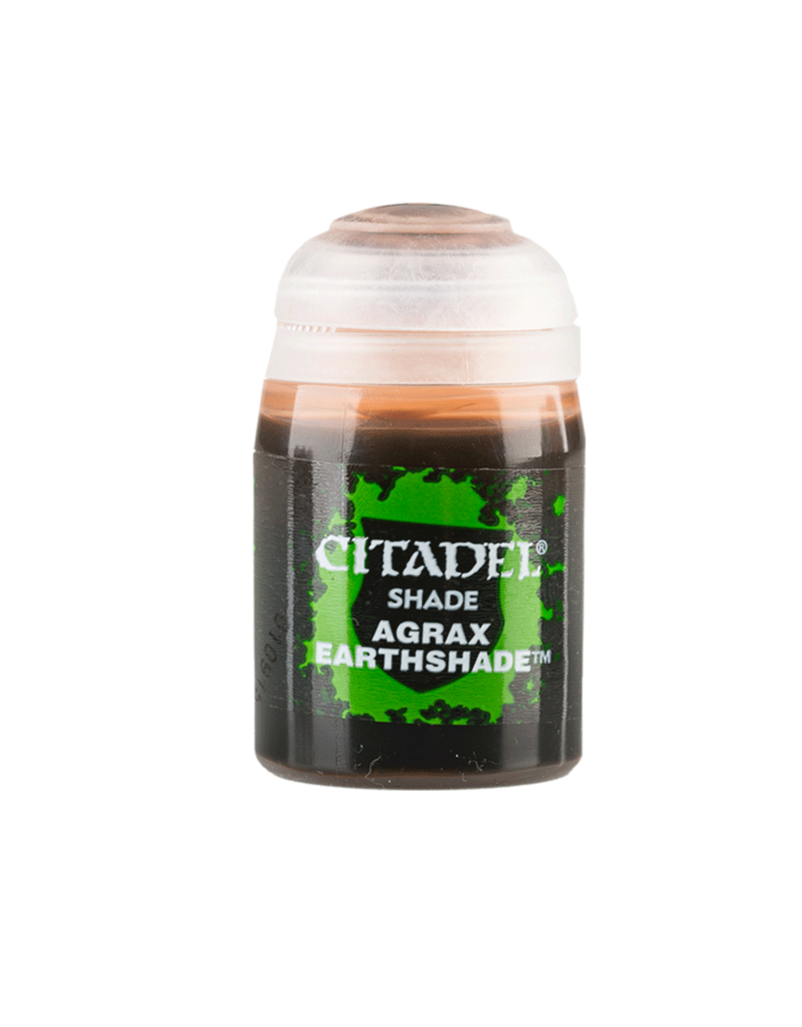 Citadel Citadel Paints Shade Paint Agrax Earthshade, Matte