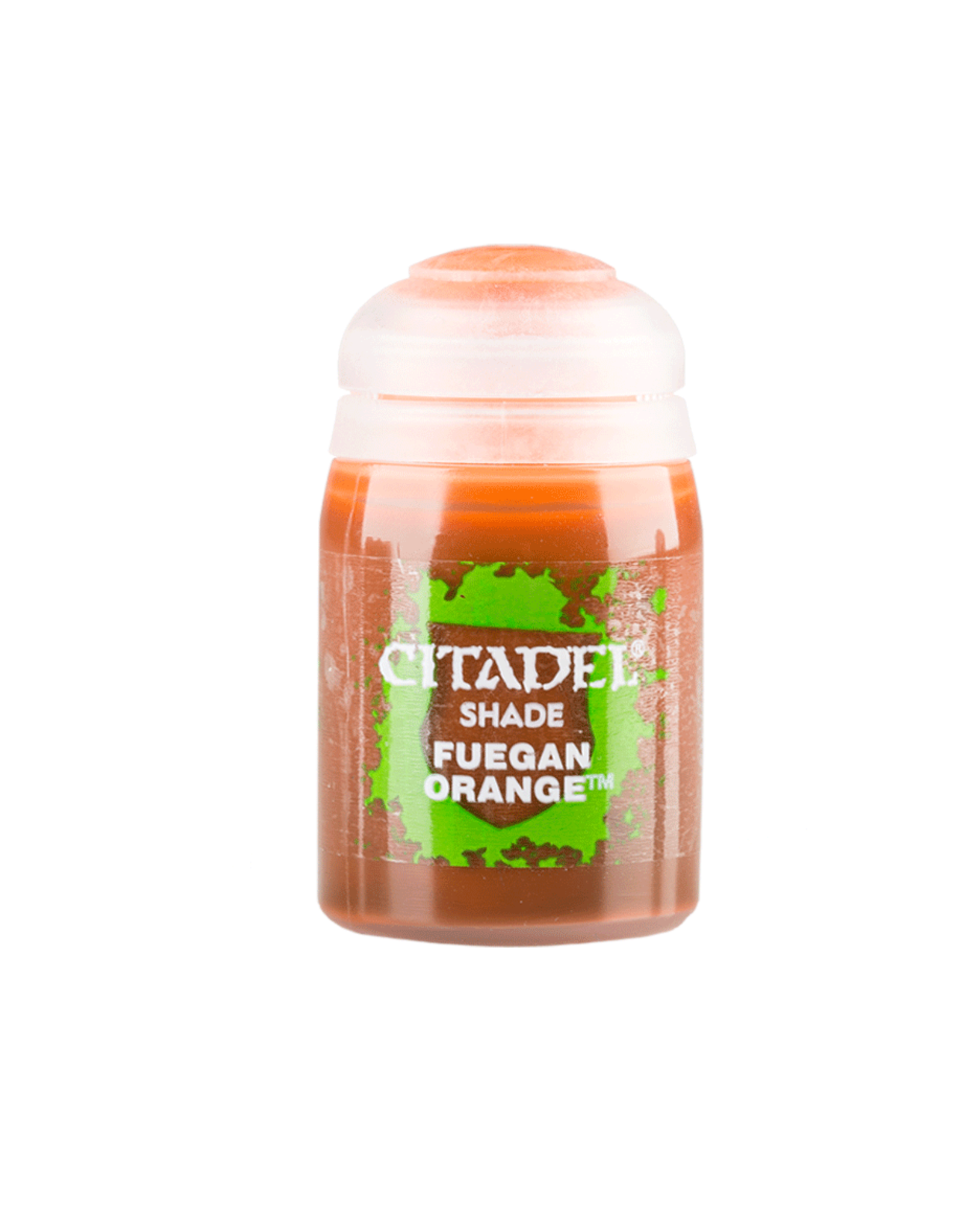 Citadel Citadel Paints Shade Paint Fuegan Orange