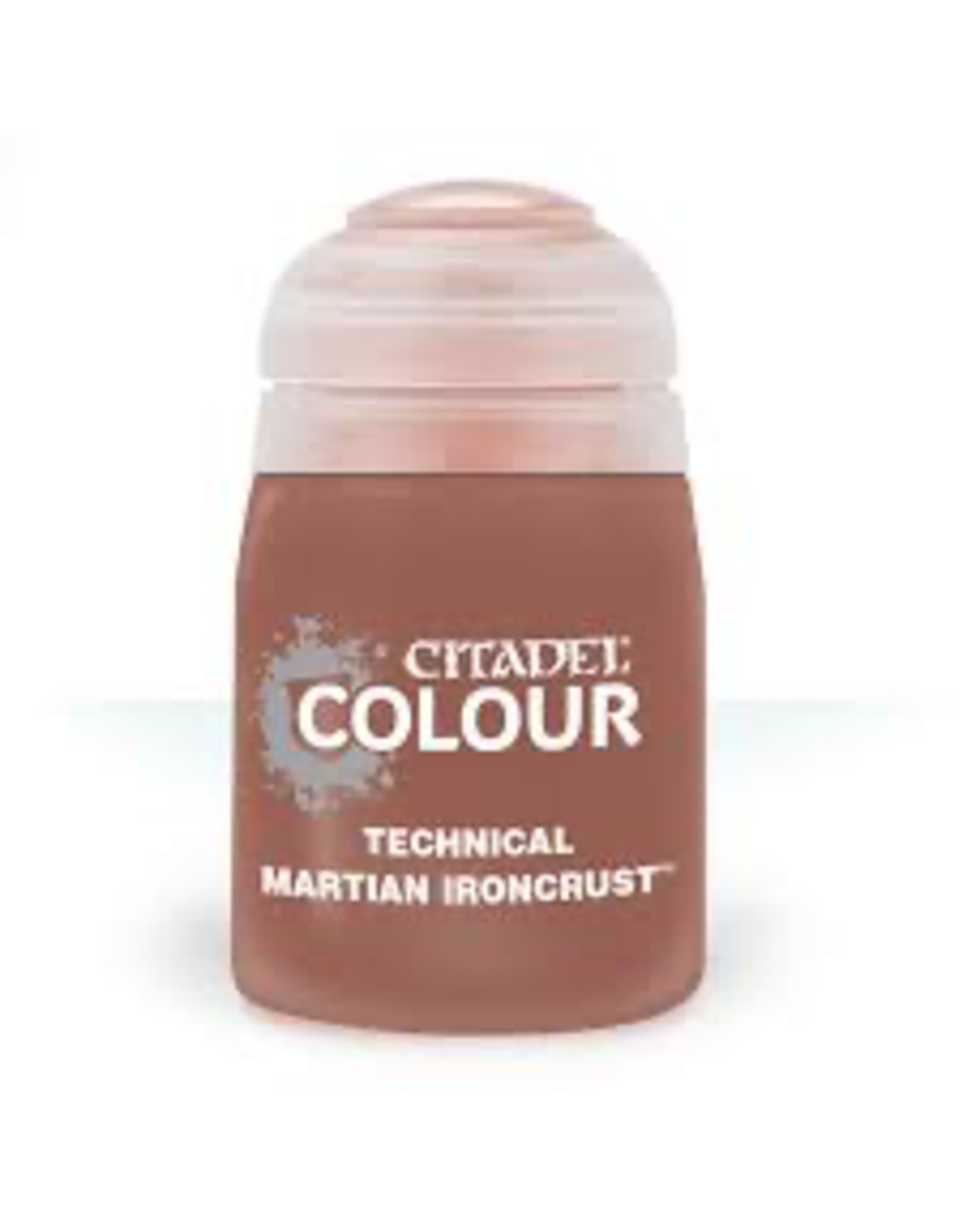Citadel Citadel Paints Technical Paint Martian Ironcrust