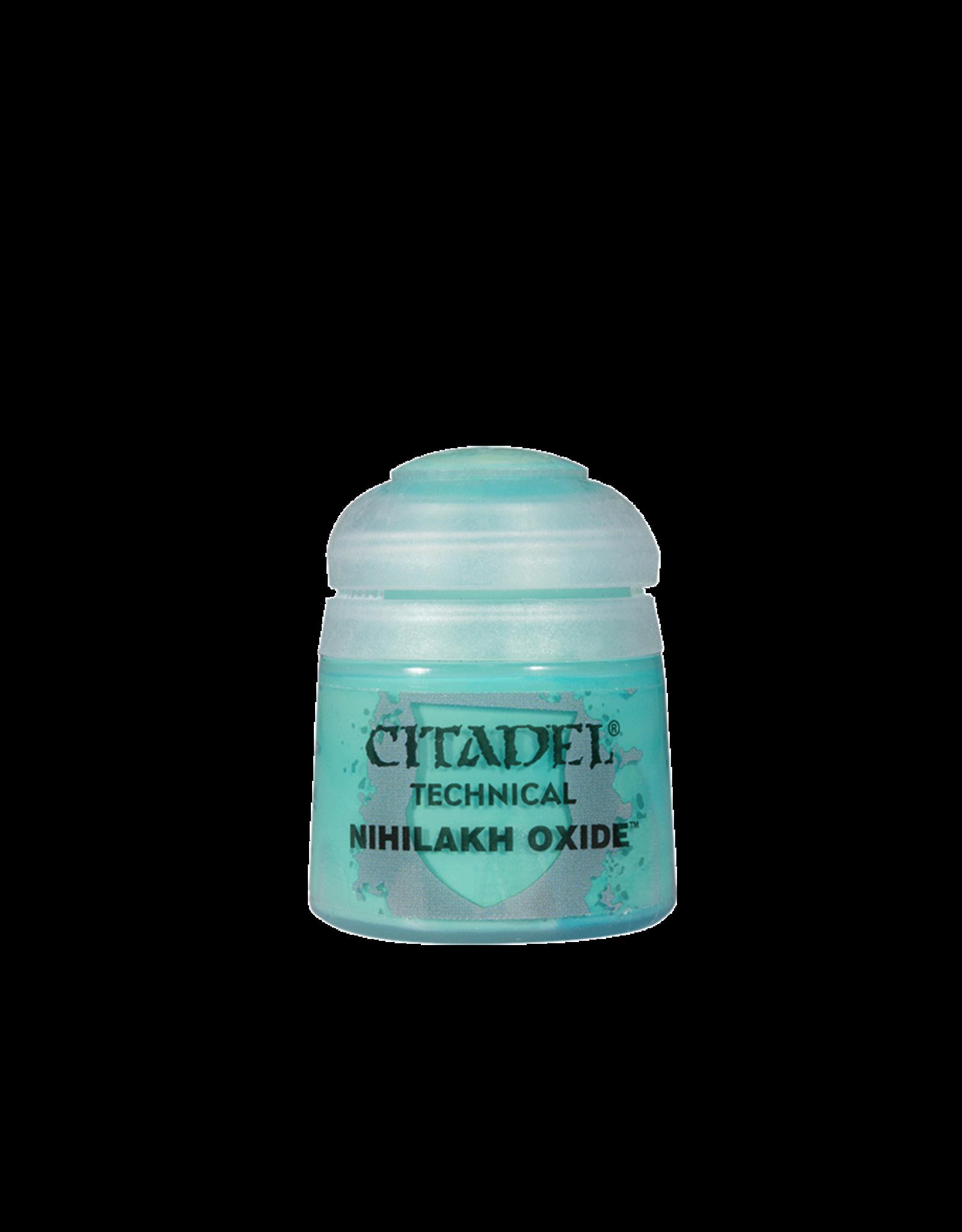 Citadel Citadel Paints Technical Paint Nihilakh Oxide