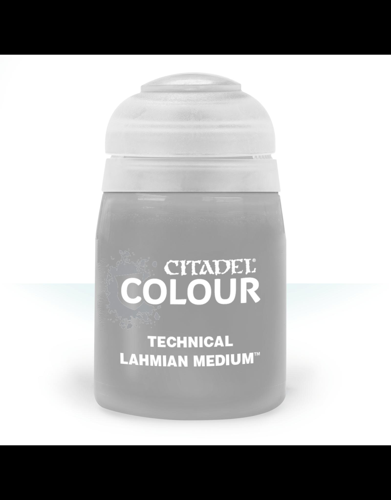 Citadel Citadel Paints Technical Paint Lahmian Medium