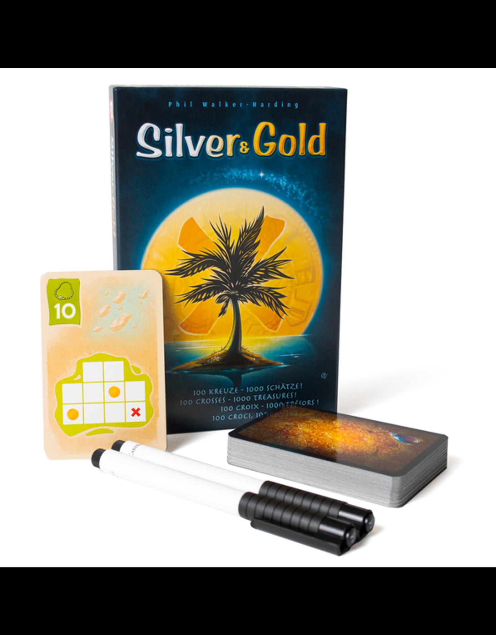Pandasaurus Games Silver & Gold