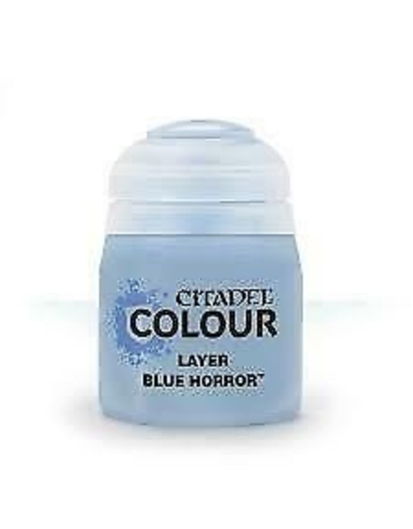 Citadel Citadel Paints Layer Paint Blue Horror