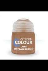 Citadel Citadel Paints Layer Paint Castellax Bronze