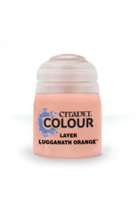 Citadel Citadel Paints Layer Paint Lugganath Orange