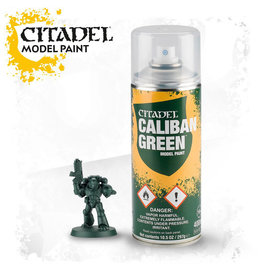 Citadel Citadel Paints Spray Paint Caliban Green