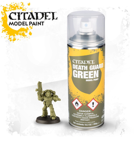 Citadel Citadel Paints Spray Paint Death Guard Green