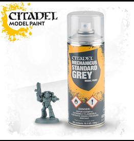Citadel Citadel Paints Spray Paint Mechanicus Standard Grey