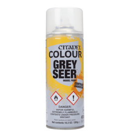 Citadel Citadel Paints Spray Paint Grey Seer