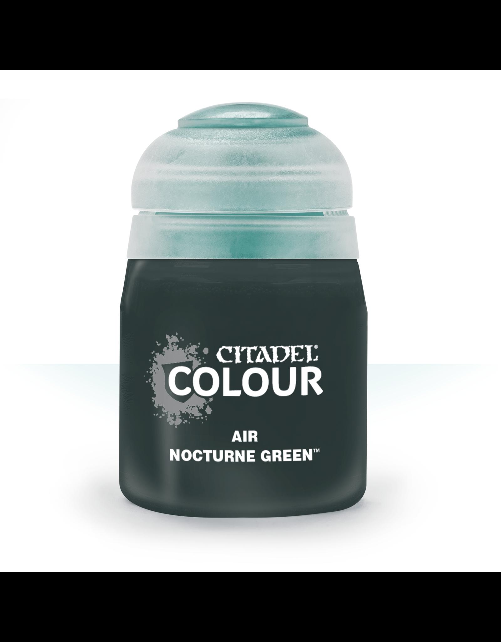 Citadel Citadel Paints Air Paint Nocturne Green