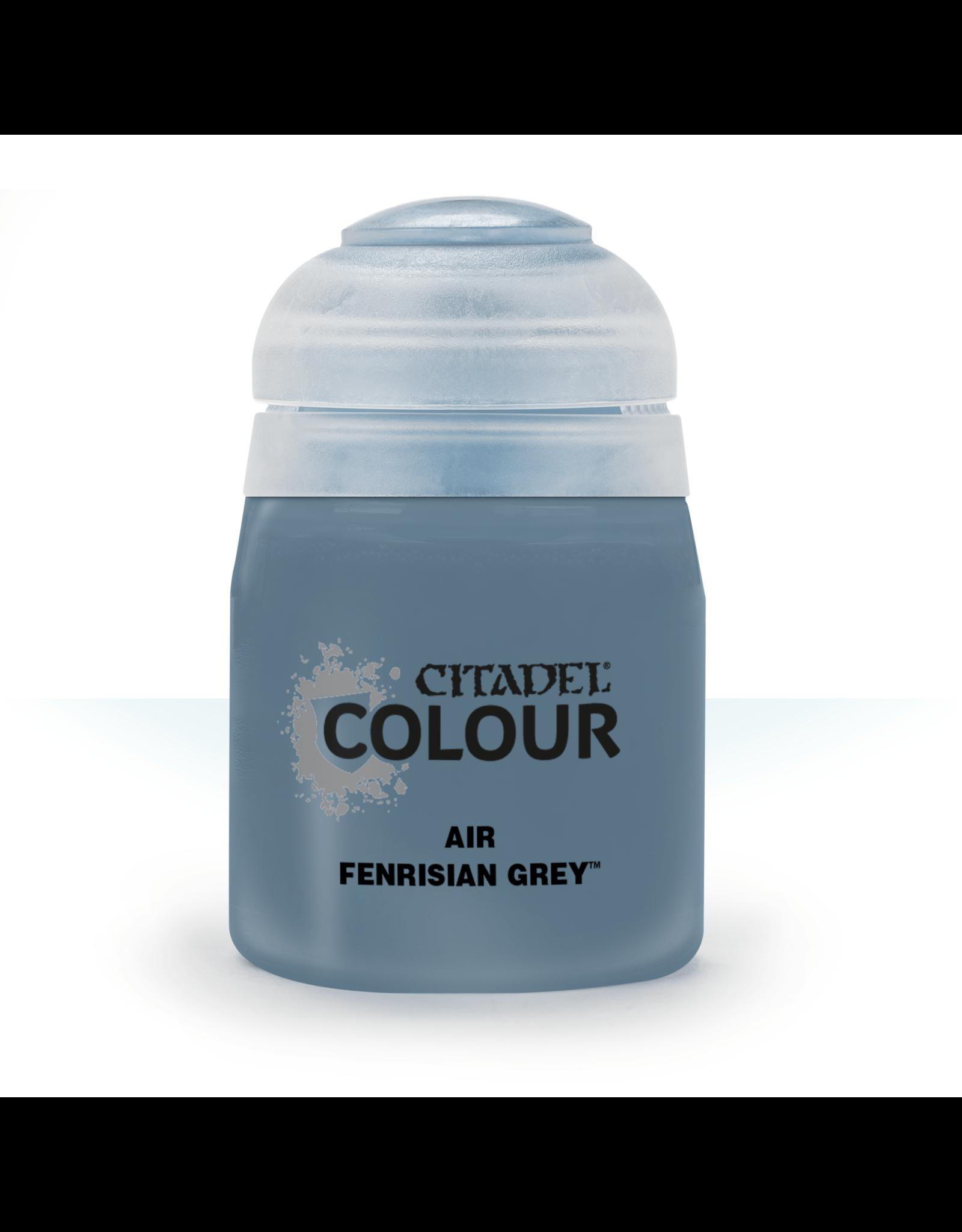 Citadel Citadel Paints Air Paint Fenrisian Grey