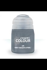 Citadel Citadel Paints Air Paint Grey Knights Steel