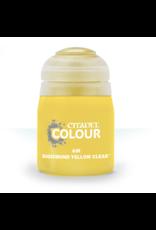 Citadel Citadel Paints Air Paint Sigismund Yellow Clear
