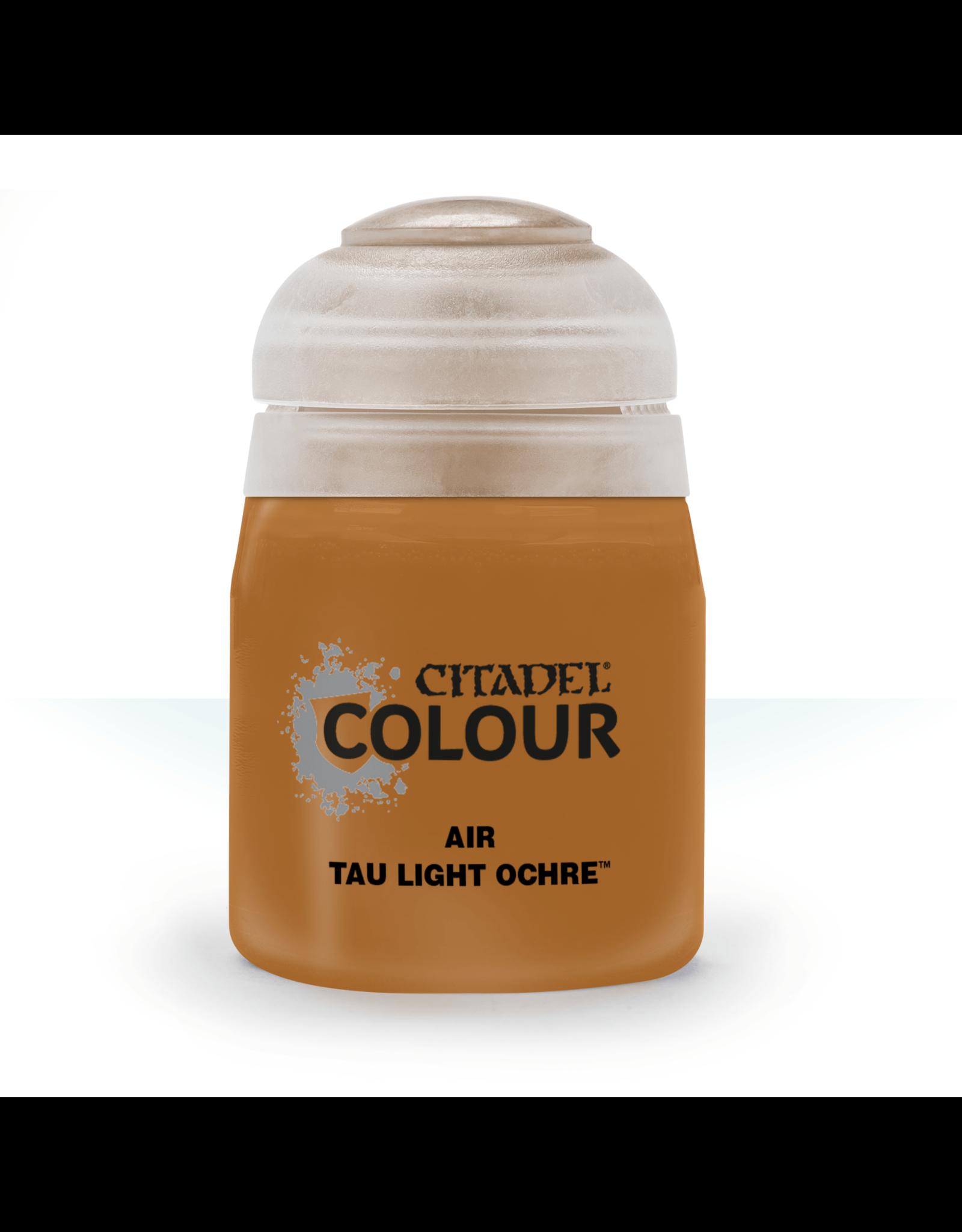 Citadel Citadel Paints Air Paint Tau Light Ochre