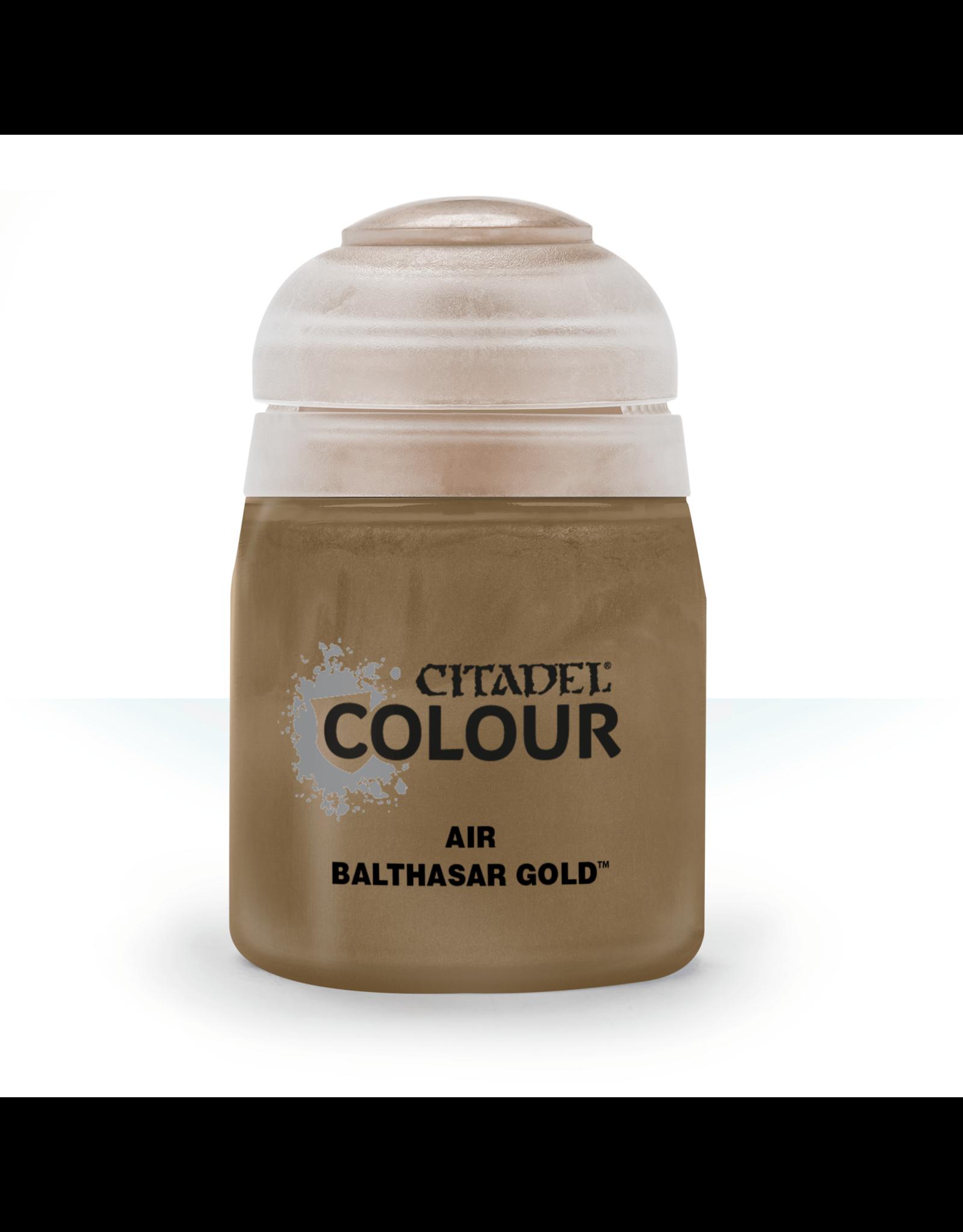 Citadel Citadel Paints Air Paint Balthasar Gold