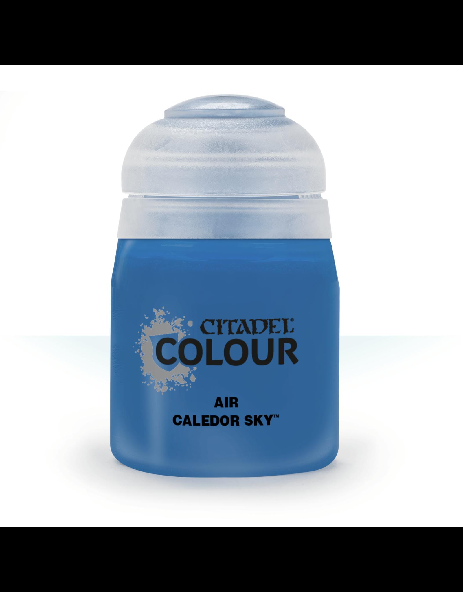 Citadel Citadel Paints Air Paint Caledor Sky
