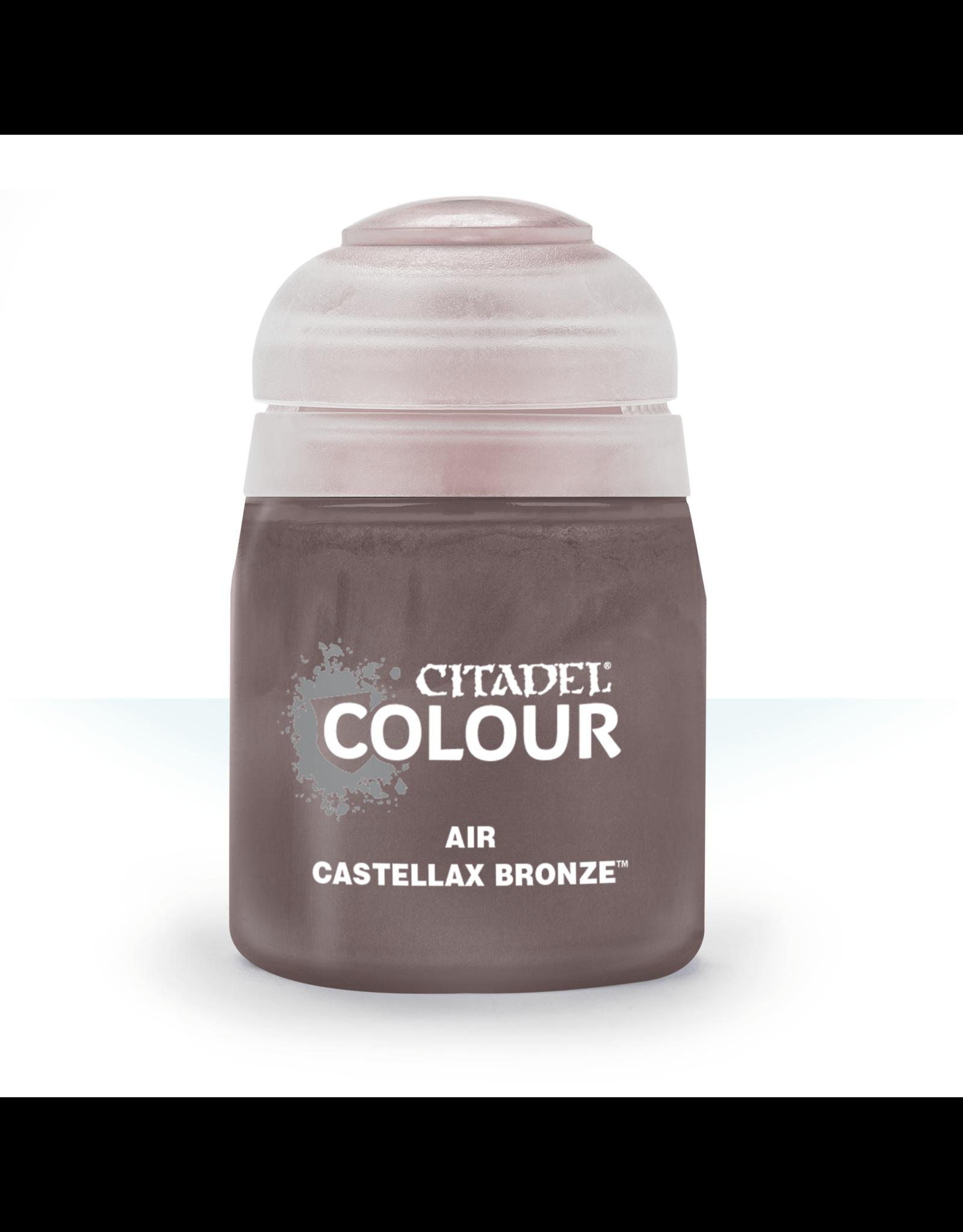 Citadel Citadel Paints Air Paint Castellax Bronze