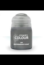 Citadel Citadel Paints Air Paint Deathshroud Clear