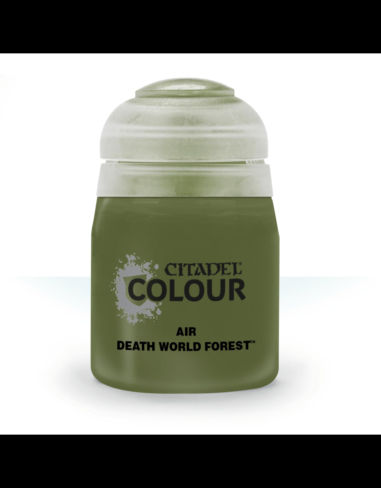 Citadel Citadel Paints Air Paint Deathworld Forest