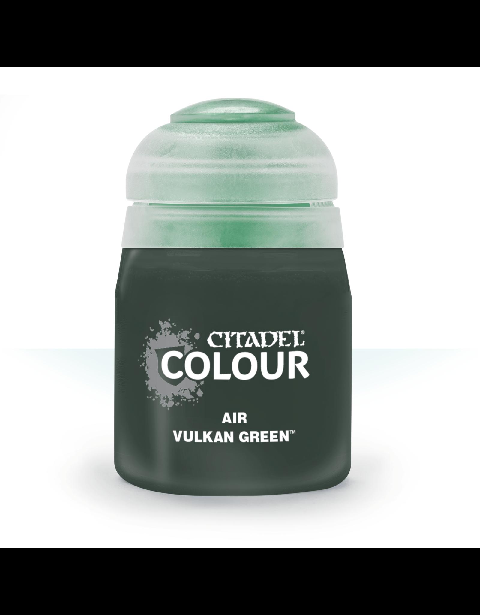 Citadel Citadel Paints Air Paint Vulkan Green