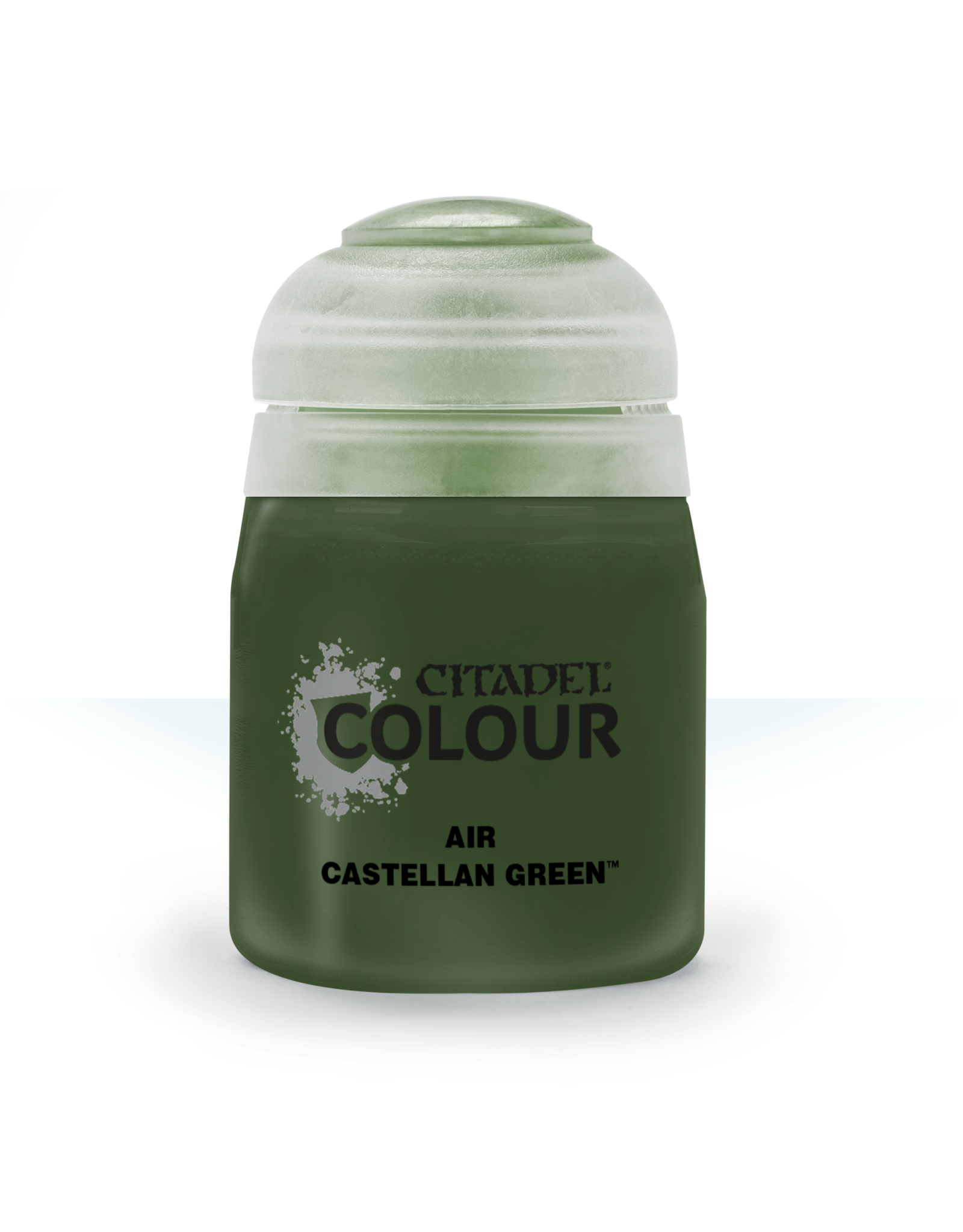 Citadel Citadel Paints Air Paint Castellan Green